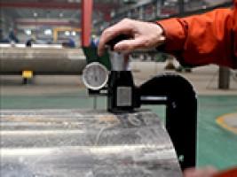 Handhold Rockwell hardness tester hardness test combination
