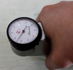 Model selection of Barcol hardness tester