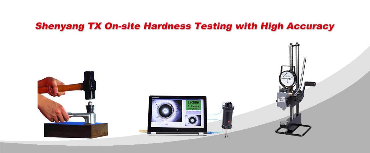 On-site Hardness Testing