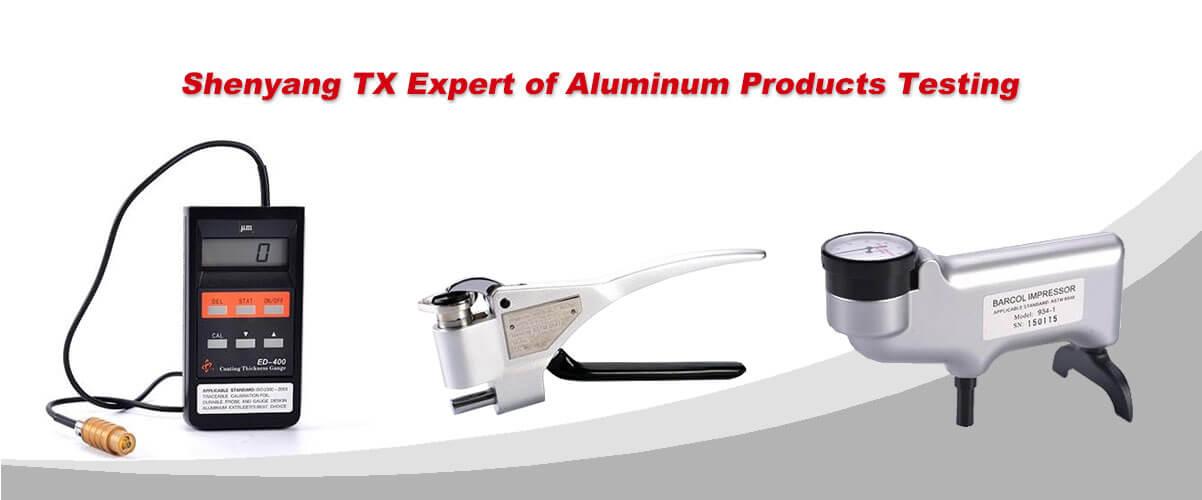 Expert of Aluminium Products Testing