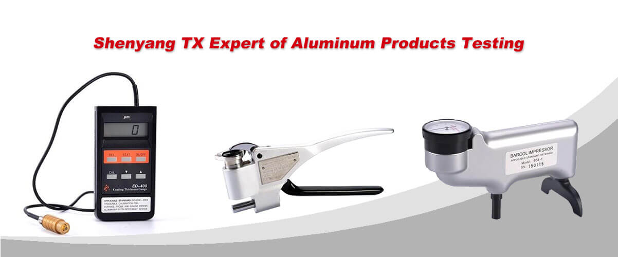 Expert of Aluminium Products Testing