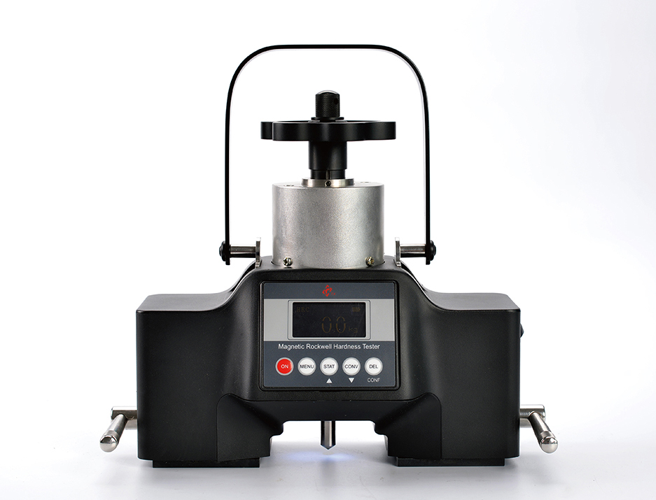 Solution of Magnetic Hardness Tester