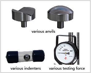 Wide Testing Range