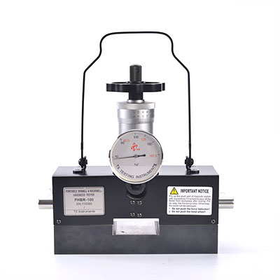 PHBR-100 Magnetic Brinell and Rockwell Hardness Tester